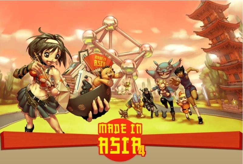 Made in Asia 4 :  mon compte rendu